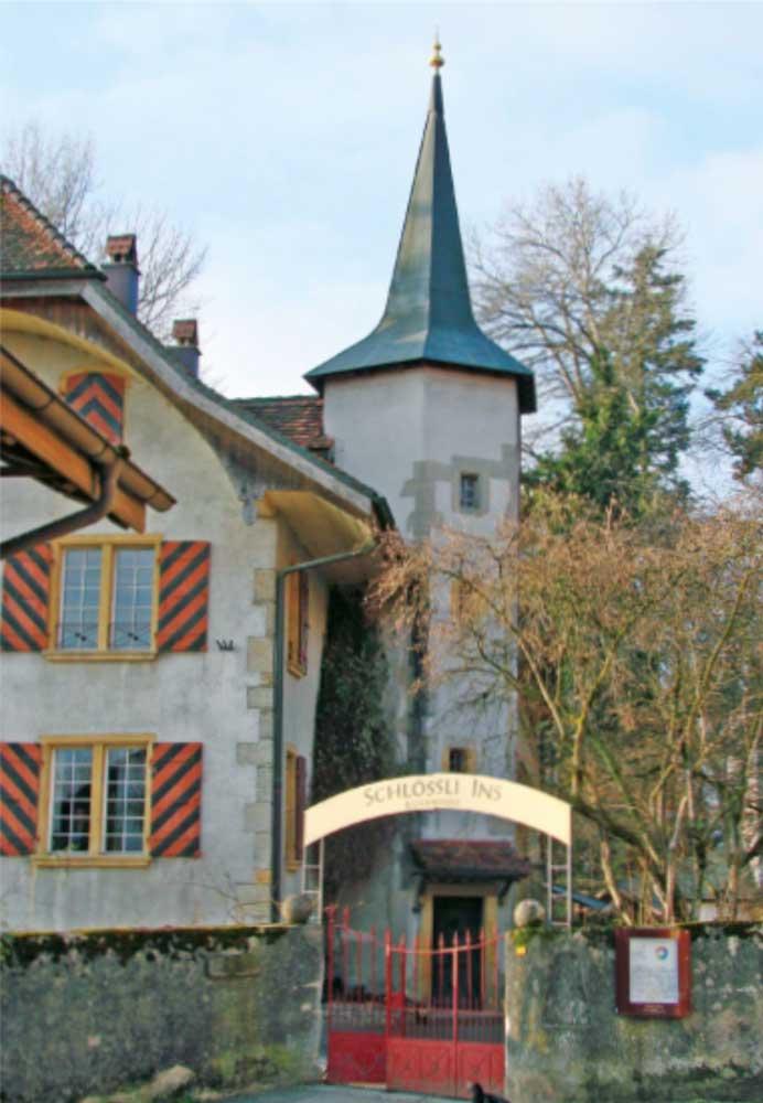 kulturhistorische Führungen durchs Dorf